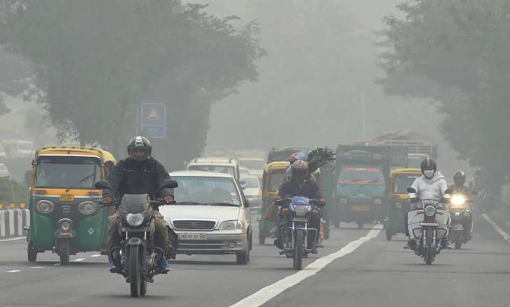 Delhi odd-even: Decision on exemption for women, two-wheelers likely today
