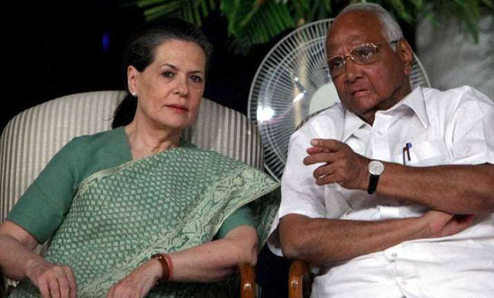 The NCP, which was earlier in talks with Congress for an
