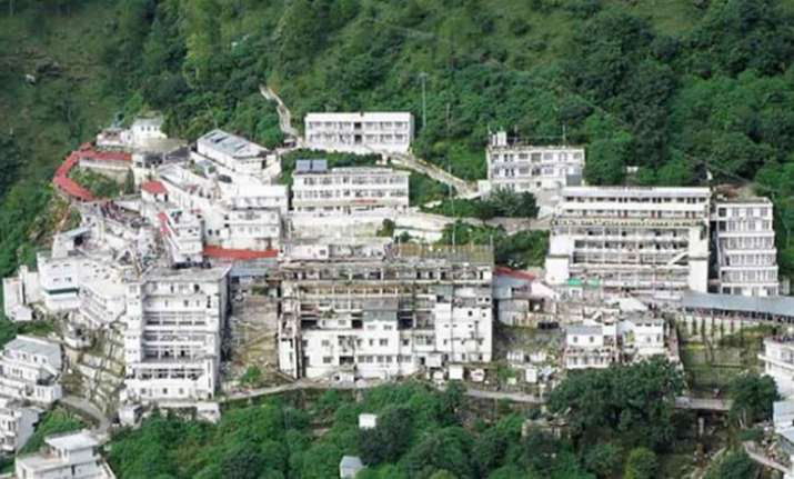 Only 50000 pilgrims can visit Vaishno Devi shrine per day, orders NGT