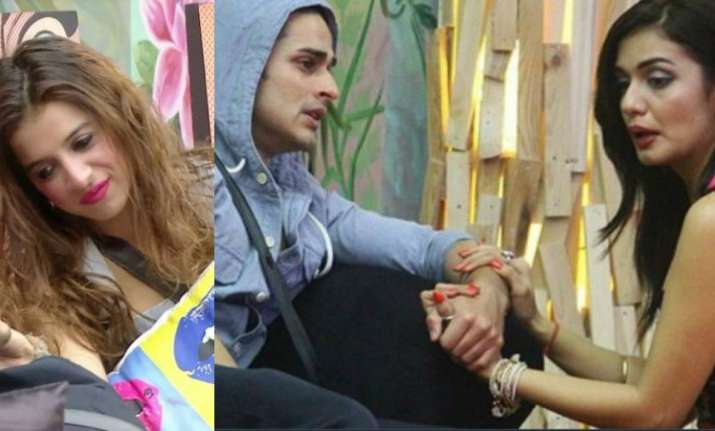 Arshi Khan wants to make Hina Khan cry