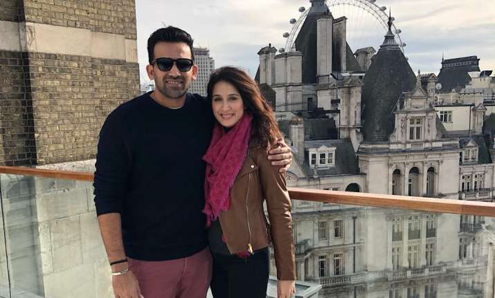 Check out | Zaheer Khan and Sagarika Ghatge enjoy honeymoon in picturesque Maldives
