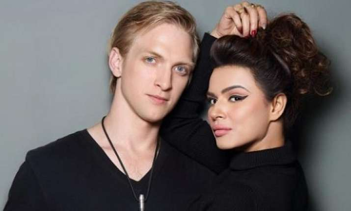 aashka goradia brent goble wedding pictures