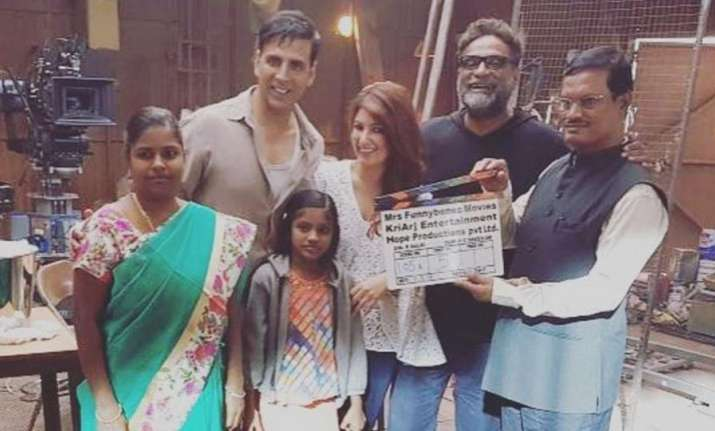 Twinkle Khanna didn't want Akshay Kumar to star in PadMan; know why?