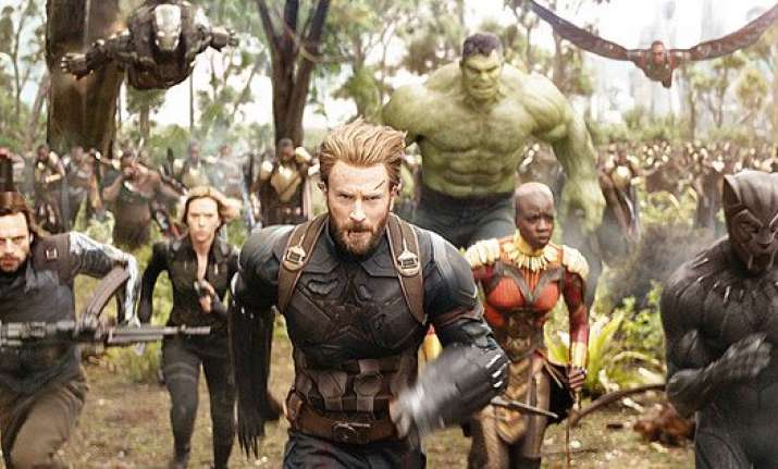 'Avenger: Infinity War' to release in India before America'