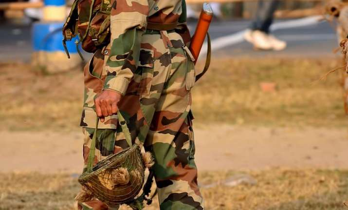 CRPF Jawans Killed After Colleague Open Fires At Them In Chhattisgarh