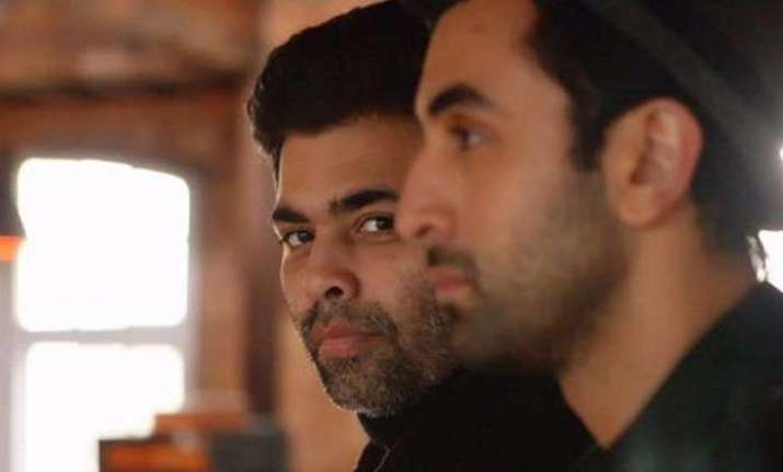 Karan Johar: Ranbir Kapoor has no boundaries