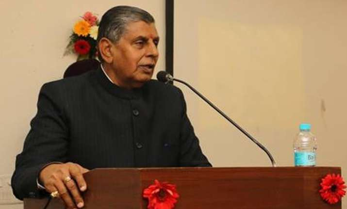 Chairman of Law Commission of India Justice BS Chauhan said