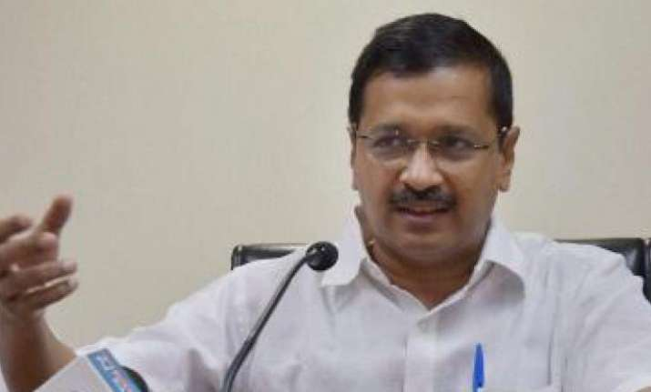 Delhi Chief Minister Kejriwal also invited suggestions on