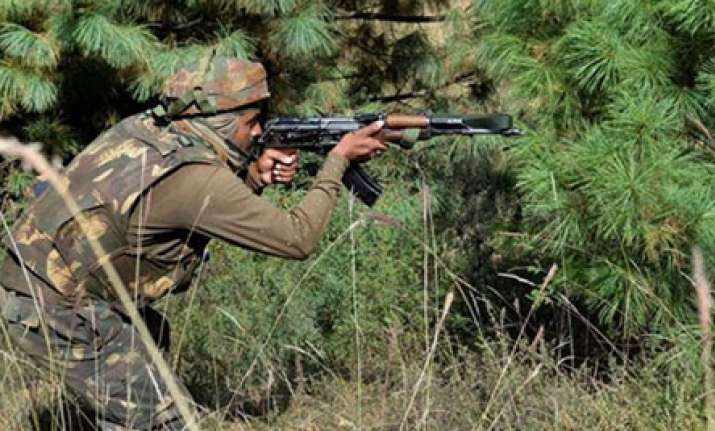 Army major,3 jawans killd in Pak istani firing
