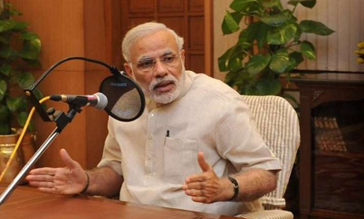 Service is part of India's culture: Modi