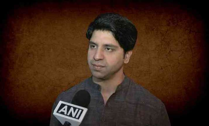 Congress leader Shehzad Poonawalla says Congress elections rigged to favour Rahul Gandhi