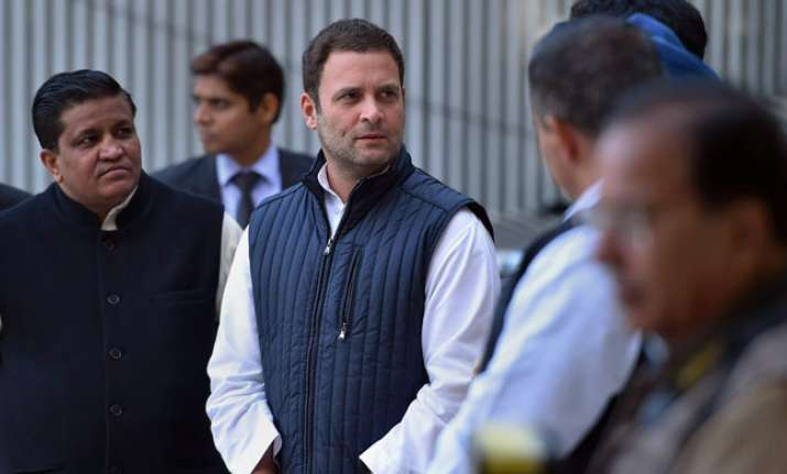 EC withdraws show cause notice to Rahul Gandhi over TV interviews