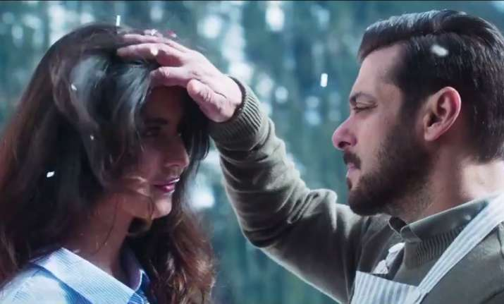 Tiger Zinda Hai Movie Song: Tiger Zinda Hai Dil Diyan Gallan: Salman Khan-Katrina Kaif