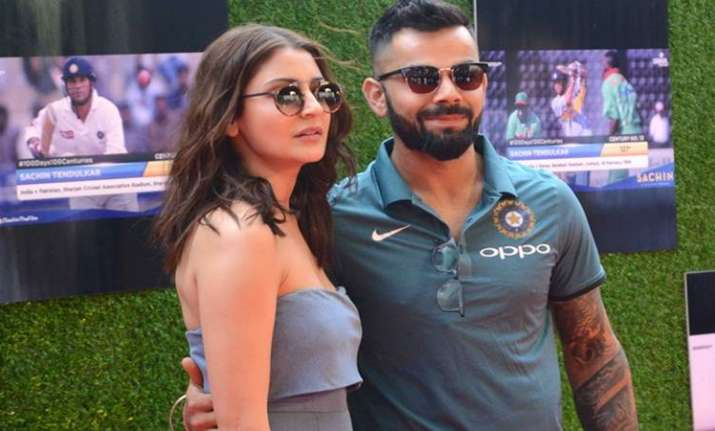 Here Is Where Anushka Sharma And Virat Kohli Are Getting Married!