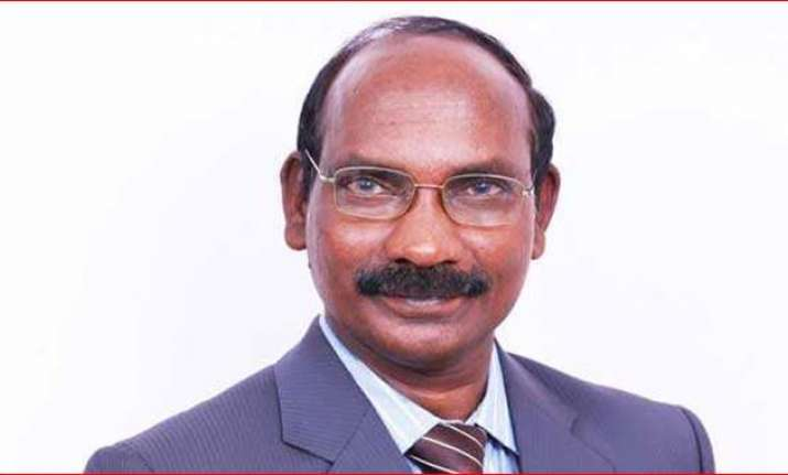 K Sivan appointed the chairperson of ISRO