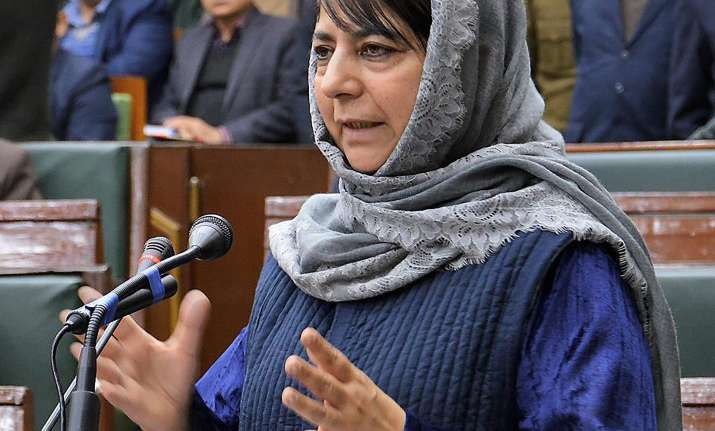 Civilian killing issue rocks house, opposition boycotts CM speech