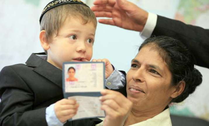 Years after parents' death in 26/11 attacks, Baby Moshe arrives in Mumbai