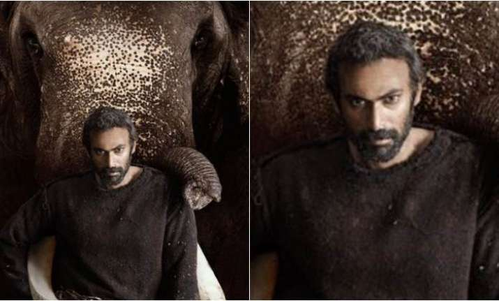 Rana Daggubati's Haathi Mere Saathi's First Look Is Fierce