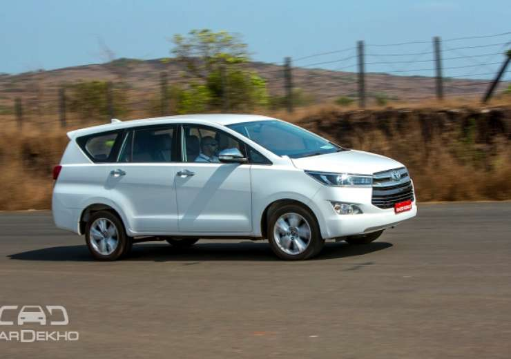 5 Important Facts About The New Toyota Innova Crysta