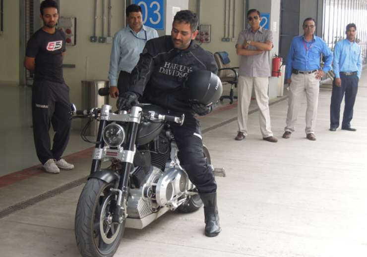 This Mean Machine Is Perhaps The Best Addition To Ms Dhoni