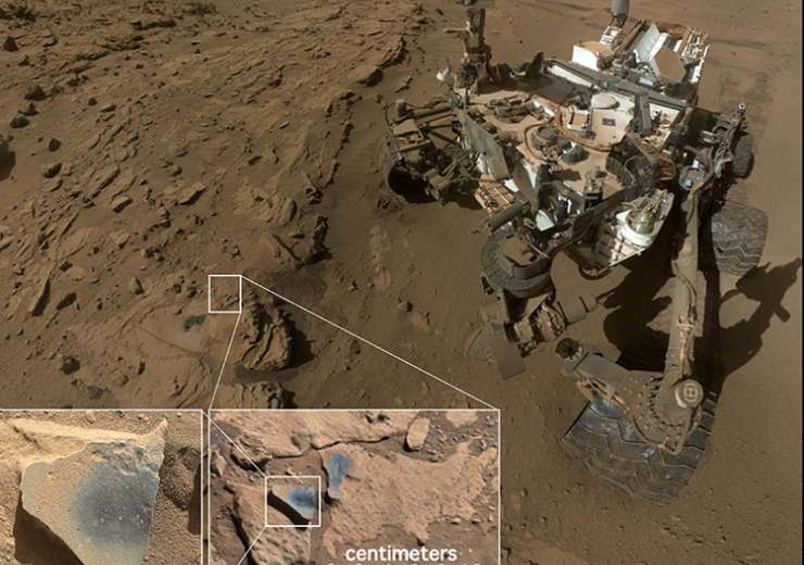 stones of discovery on mars nasa - photo #33
