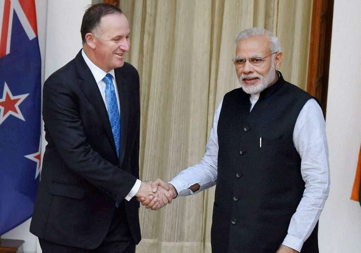 India, New Zealand agree to expand security ties; call for ...