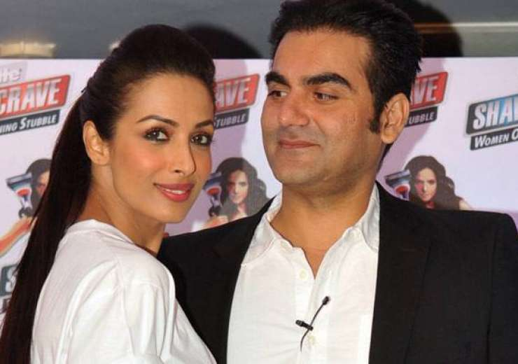 Estranged couple Malaika and Arbaaz comes together for son ...