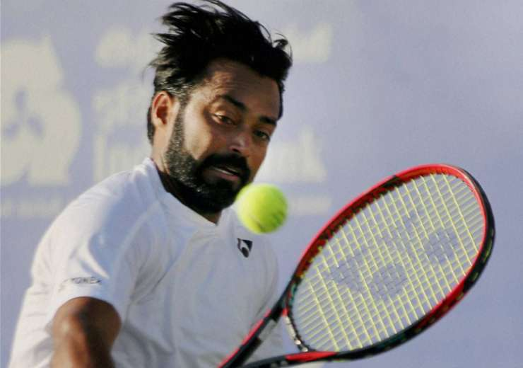 leander men Leander paes didn't have the last laugh in his 97th atp tour final as he lost in the summit clash of the men's doubles event at the dubai duty free tennis.