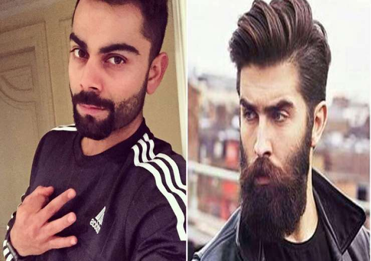 kohli effect clean shave is pass beard dyeing business registers growth in india. Black Bedroom Furniture Sets. Home Design Ideas
