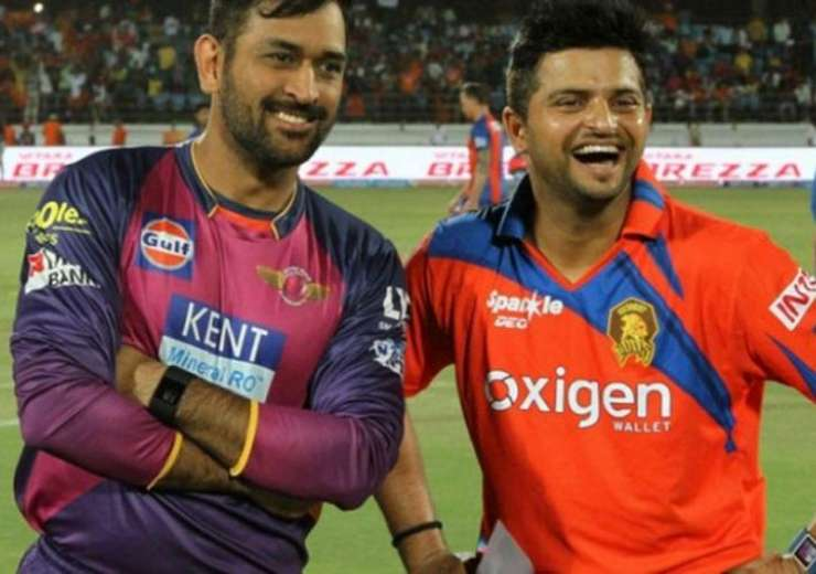Player like Dhoni should always be respected, says Raina