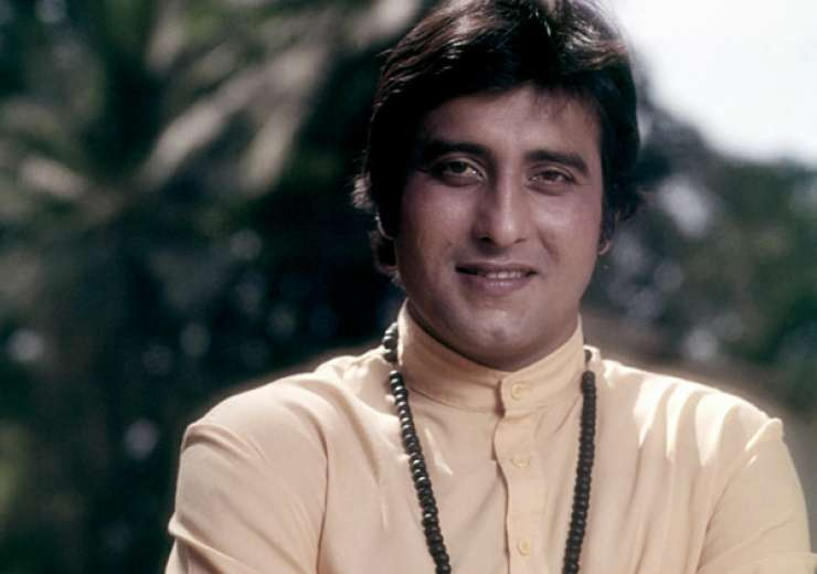 Vinod Khanna: Legendary actor who once opted for a life ...