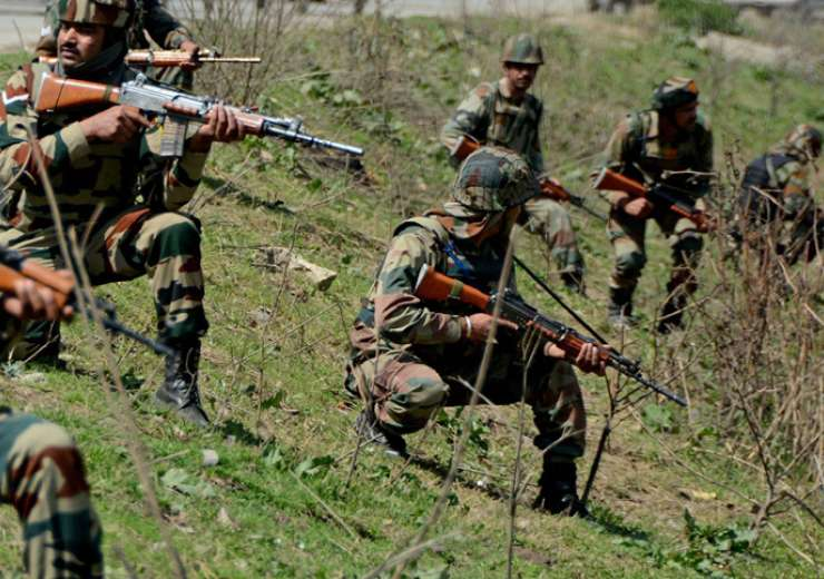Watch: Indian Army releases video of 'punitive assaults' on Pakistani posts in Naushera - Mobile Site India TV News