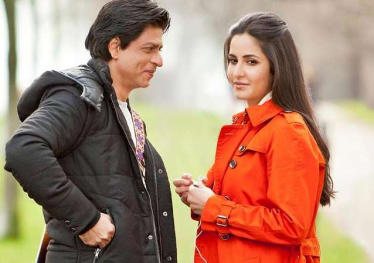 This is how Shah Rukh Khan welcomed Katrina Kaif on Instagram