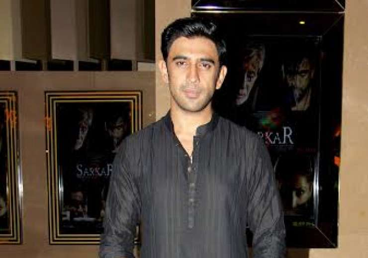 Amit Sadh chose a traditional look - India Tv