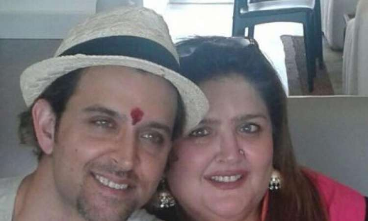 Hrithik Roshan's Sister Sunaina Roshan Is The Mother Of All Transformations!