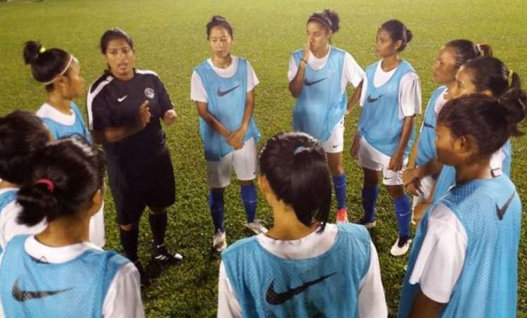 India jump four places to 56 on FIFA Women's rankings