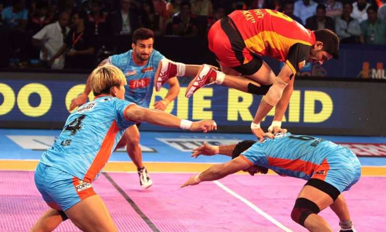 Gujarat Fortunegiants vs Jaipur Pink Panthers