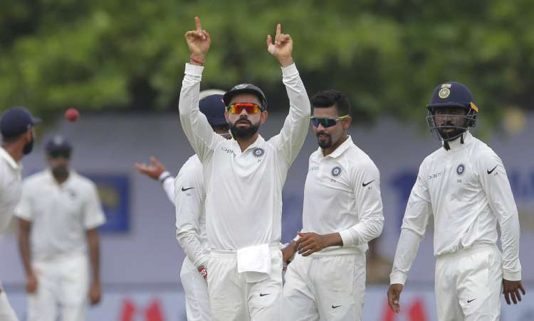 Image result for India on top, Australia slip in latest ICC Test rankings