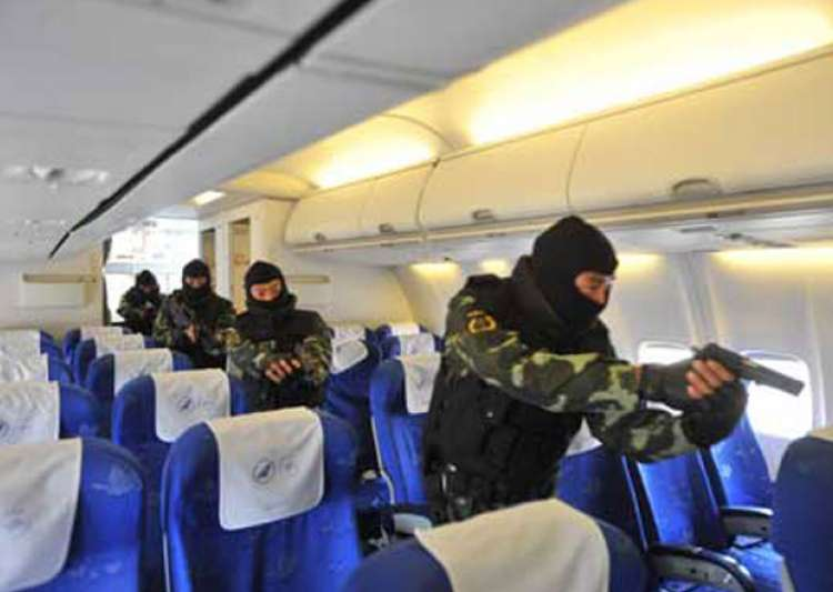Palestinian Group Hijacks Five Planes 4