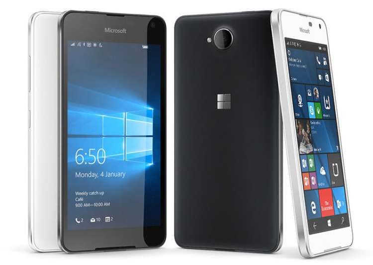 Microsoft launched Windows 10 Flagship Smartphones