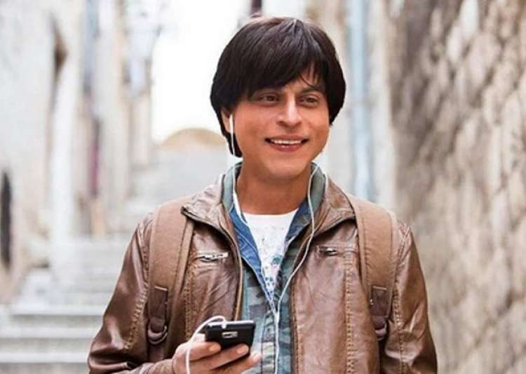 Shah Rukh Khan in 'Fan'