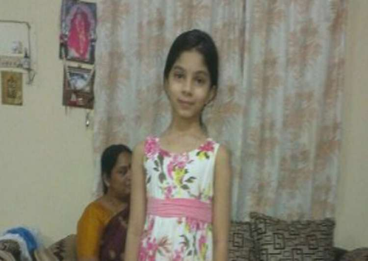 year old Hyderabad girl dies week after being hit by  India Tv India TV