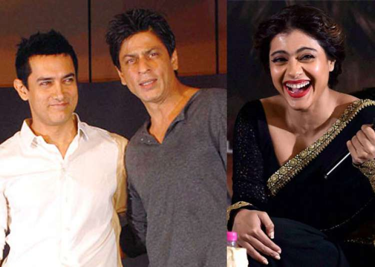 She is very bad, no focus,' this is what SRK told Aamir ...