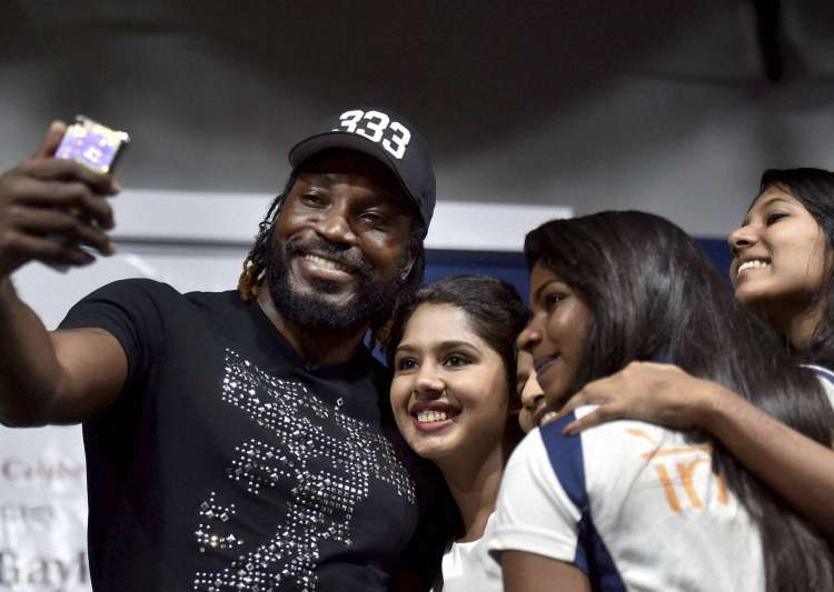 Will Chris Gayle command the 'respect' the Jamaican is- India Tv