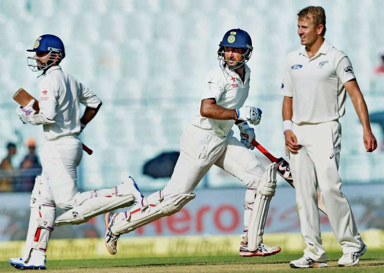NZ Vs IND: Ind Vs NZ, 2nd Test: Pujara, Rahane's Rescue Act Couldn't