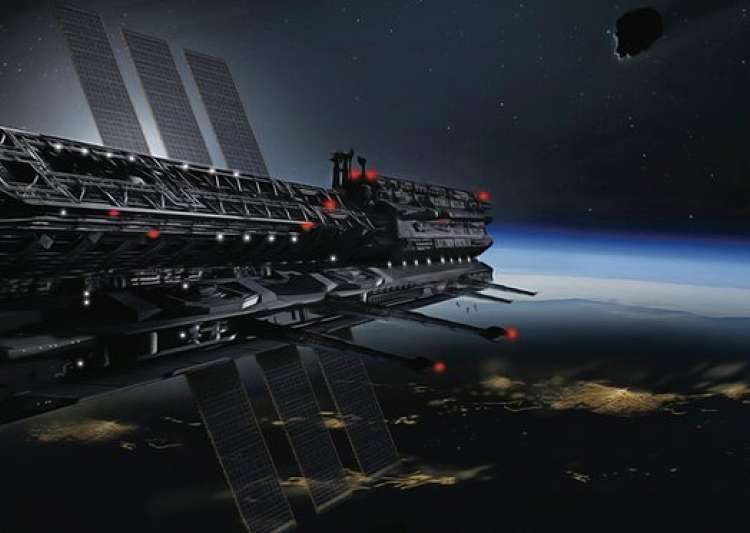 First nation space station plan unveiled - India Tv