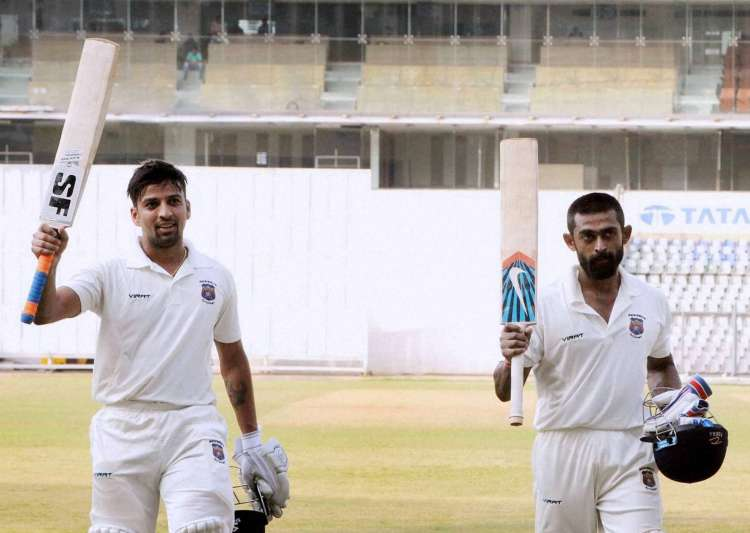 Ranji Trophy, Maharashtra, Cricket, Partnership