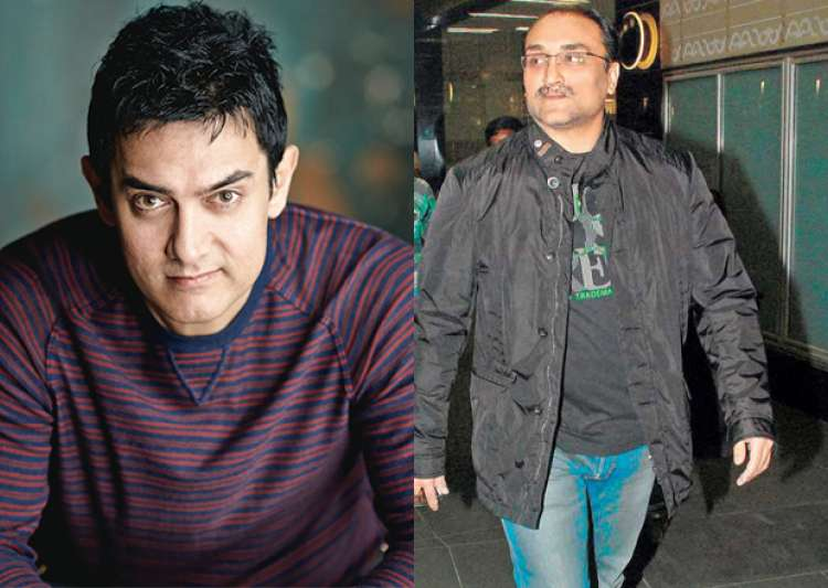 Aamir doesn't approve of Aditya's choice of casting- India Tv