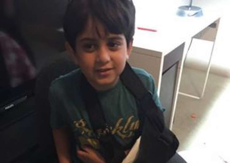 Child thrashed for being Muslim in US- India Tv