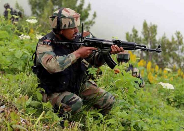 Another Indian soldier was today killed when Pakistan Army